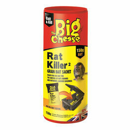 STV Big Cheese Rat Killer Grain 150g STV224