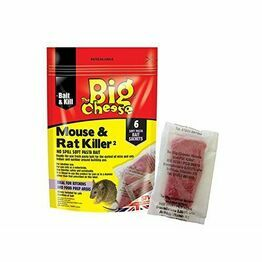 STV Big Cheese Mouse & Rat Killer Pasta Sachet x6 STV222
