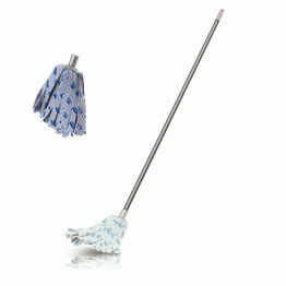 Addis Cloth Mop Metallic/Graphite 508866