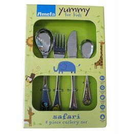Amefa Kits Cutlery Set Safari
