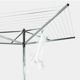Brabantia Rotary Dryer Lift-o-Matic 60 metre with Metal Spike