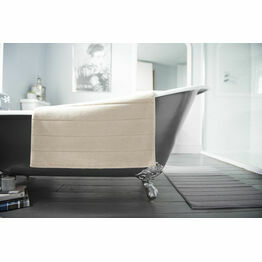 Deyongs Bliss Luxury Bath Mat 55x90cm Biscuit