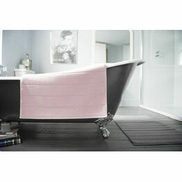 Deyongs Bliss Luxury Bath Mat 55x90cm Pink
