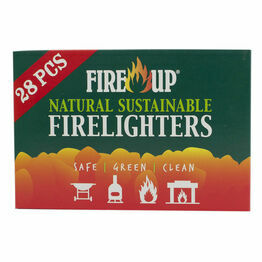 Fireup Sustainable Firelighters 28pack