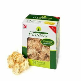 Flamers Natural Firelighters 24pack