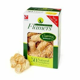 Flamers Natural Firelighters 50pack