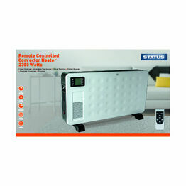 Status Remote Control Convector Heater RCONH-2300W1PKB
