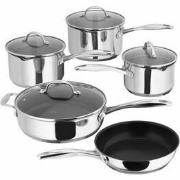 Stellar 7000 Draining Cookware Set 5pc S7C4D