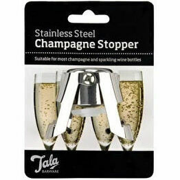 Tala Stainless Steel Champagne Stopper