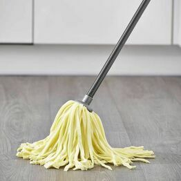 Addis WOW Mop Metallic/Graphite 512759
