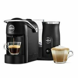 Lavazza Jolie & Milk Coffee Machine Black 18000416