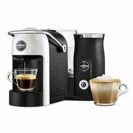 Lavazza Jolie & Milk Coffee Machine Silver 18000422