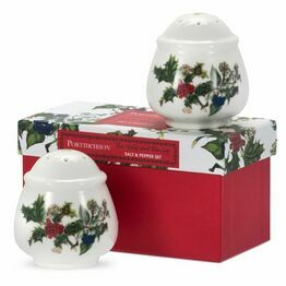 Pimpernel The Holly and The Ivy Salt and Pepper Set