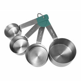 Jamie Oliver Stainless Steel Measuring Cup Set JB3745