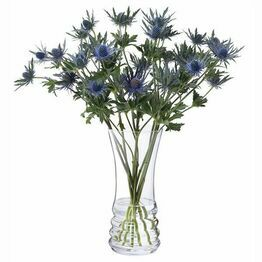 Dartington Crystal Wibble Bunch Vase VA2338