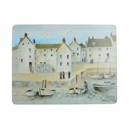 Creative Tops Cornish Harbour Pack of 6 Tablemats or Coasters