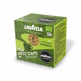 Lavazza Coffee Pod Pack of 16 Espresso Tierra Bio Organic