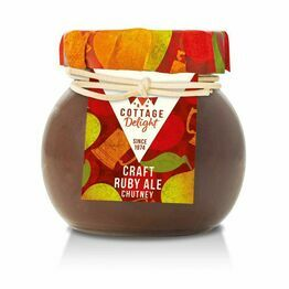 Mini Jar Craft Ruby Ale Chutney 105g