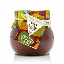 Mini Jar Tangy Apple & Balsamic Chutney 105g