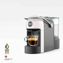 Lavazza Jolie Coffee Machine White