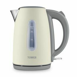 Tower Infinity Stone Jug Kettle Pebble 1.7Ltr