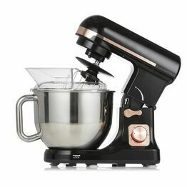 Tower Stand Mixer Black & Rose Gold