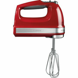 Kitchenaid Hand Mixer Empire Red 5KHM7210BER