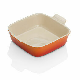 Le Creuset Heritage Square Dish Volcanic 23cm