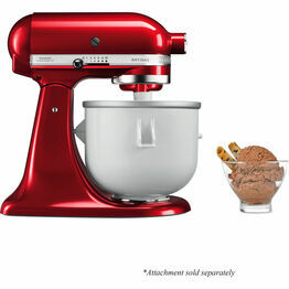 Kitchenaid Ice Cream Maker Attachment KICAOWH