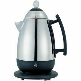 Dualit 84036 Cordless Coffee Percolator Chrome 1.5L