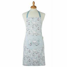 Cooksmart Frost Winter Morning Cotton Apron