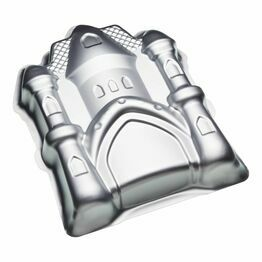 Sweetly Does It Castle Shaped Cake Pan