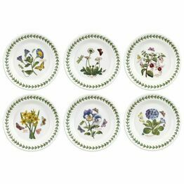 Portmeirion Pottery Seconds Botanic Garden Side Plate 16.5cm
