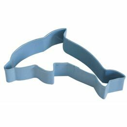 Cookie Cutter Dolphin Blue