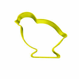 Cookie Cutter Yellow Easter Chick 7.5cm