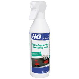 HG Ceramic hob cleaner for everyday use 500ml