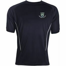 Ivybridge College Aptus Male Training Top - Choose Size