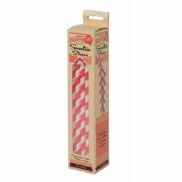 Eddingtons Smoothie Straws pack of 25