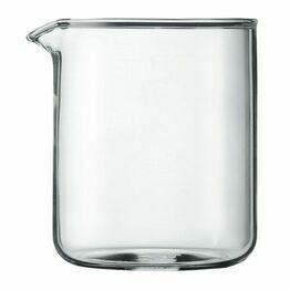 Bodum Spare Glass Beakers for Cafetieres 4cup