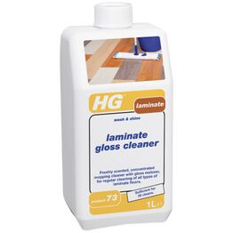 HG Laminate Gloss Cleaner 1Ltr