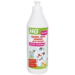 HG Laundry Spots and Stains Pre-Wash Extra Strong 500ml