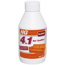 HG Leather Cleaner 4 in 1 250ml