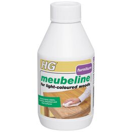 HG Meubeline for Light-Coloured Woods 250ml