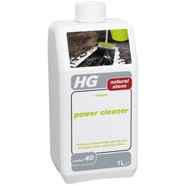 HG Power Cleaner Natural Stone Stripper 1Ltr