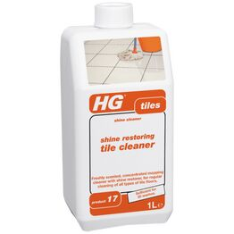 HG Shine Restoring Tile Cleaner ( Superfloor) 1ltr