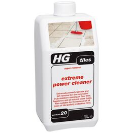 HG Extreme Power Cleaner Super Remover 1Ltr
