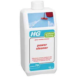 HG Artificial Floor Power Cleaner Gloss Coat Remover 1Ltr