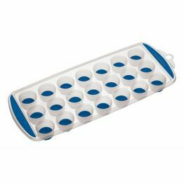 Colourworks Blue Pop Out Flexible Ice Cube Tray