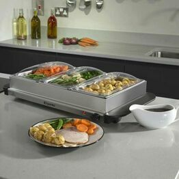 Elegento Buffet Server 3 Tray E322N