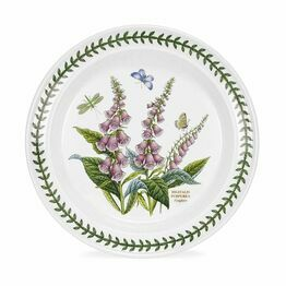 Portmeirion Pottery Seconds Botanic Garden Dinner Plate 25cm